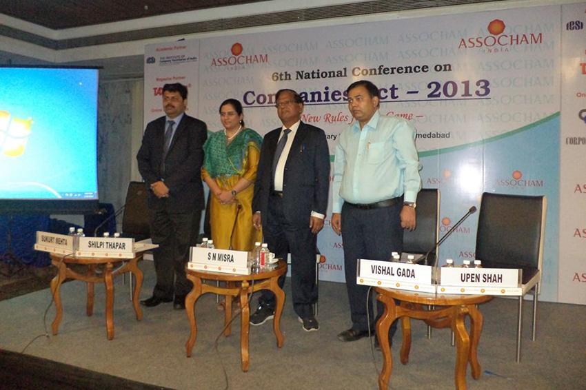 Assocham Conference